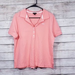 Talbots Polo Top